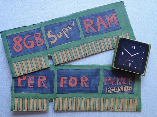 8 GB Super Ram