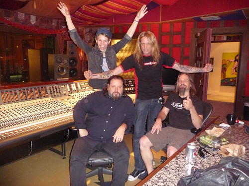 Bach In the Studio with Bob Marlette