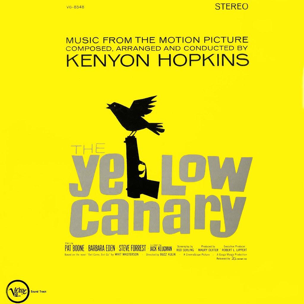 Kenyon Hopkins - The Yellow Canary