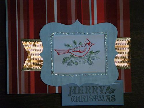 2011 Christmas Cards Step 5