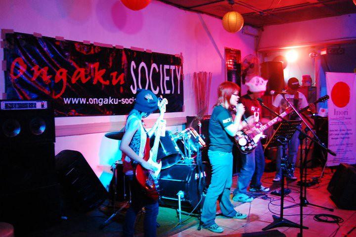 Inori: Ongaku Society Gives Back Event Report