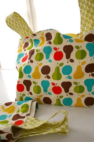 Pear Fabric