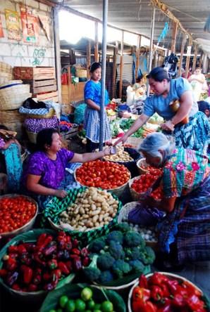 Mercado de Antigua