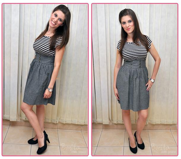 Look vestido Natalia