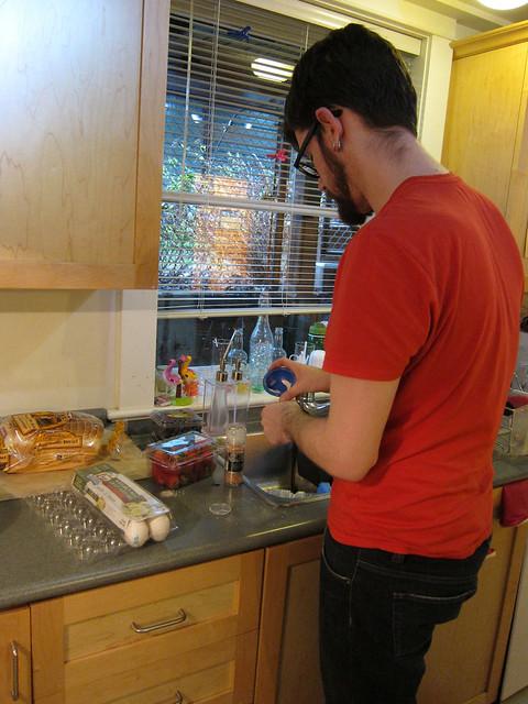 A Man Who Cooks