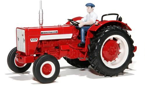 Replicagri International Harvester 624