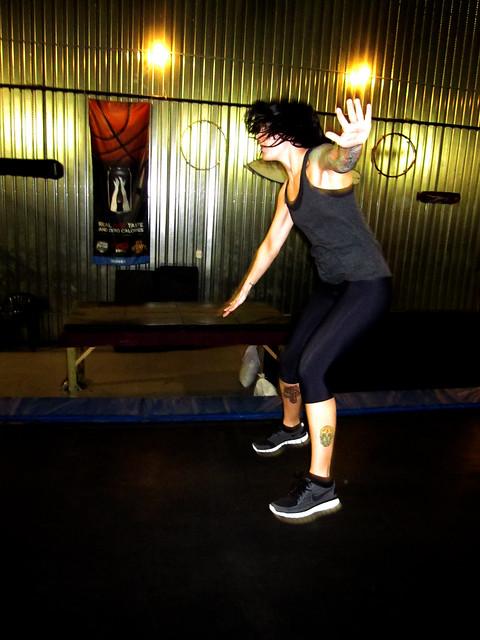 Tracy Jump