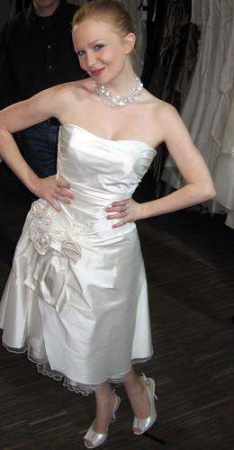Nina's trouwjurk