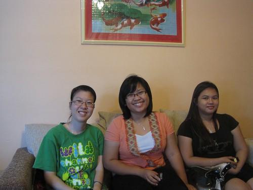 Melissa & friends