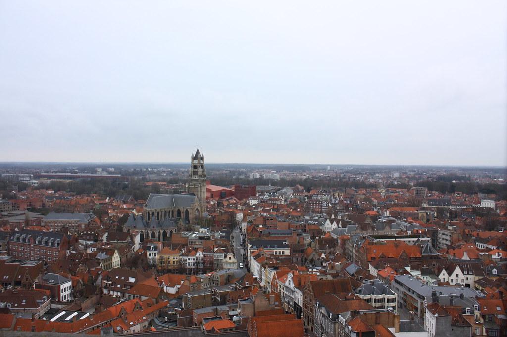 Bruges - Belfry Tower