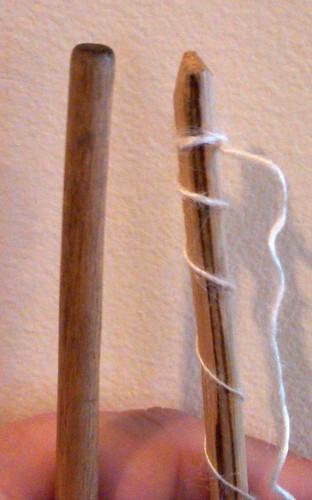 Peruvian Spindles