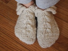 Sycamore slippers