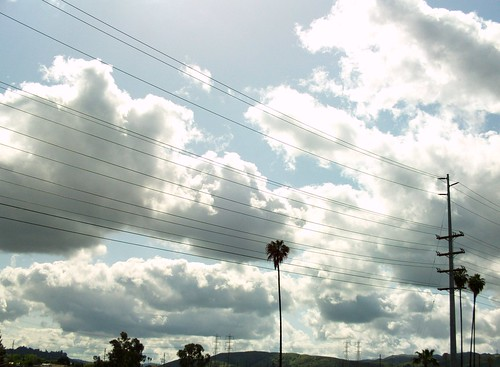 Clouds Over Southern California-2