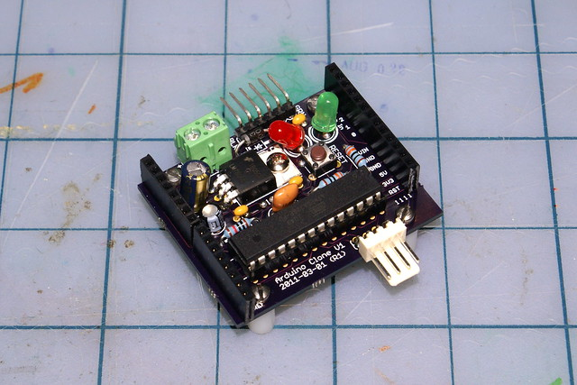 Full Arduino Clone V1 Photo