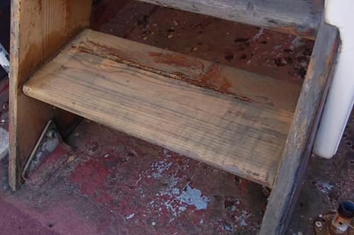 port step after