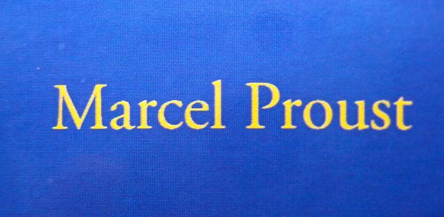 Marcel Proust, Corrispondenza con la madre, Casa Editrice Rocco Carabba 2010; cop. (part.), 8