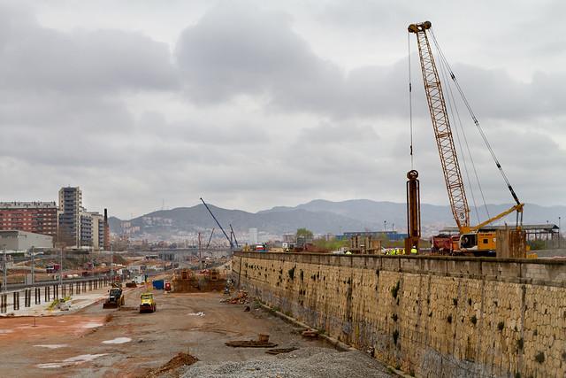 Pont del Treball - Norte - 14-03-11