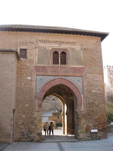 The Wine Gate, Alhambra