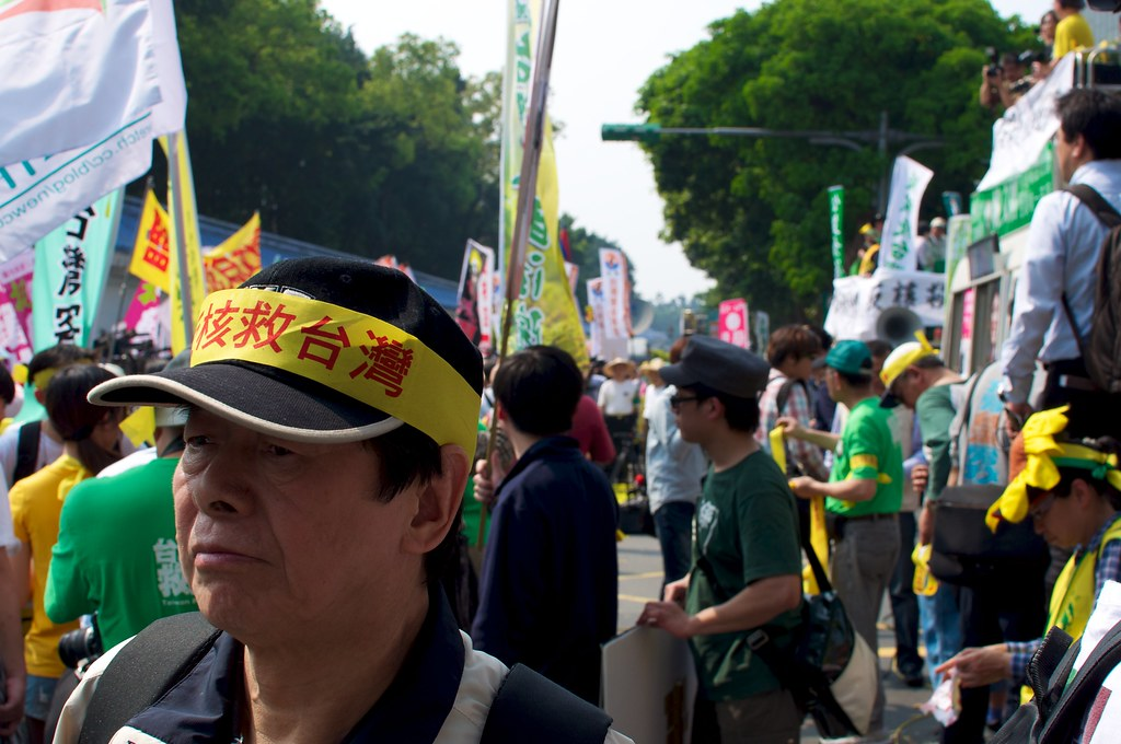 Taipei Nuclear Power Protest, 14