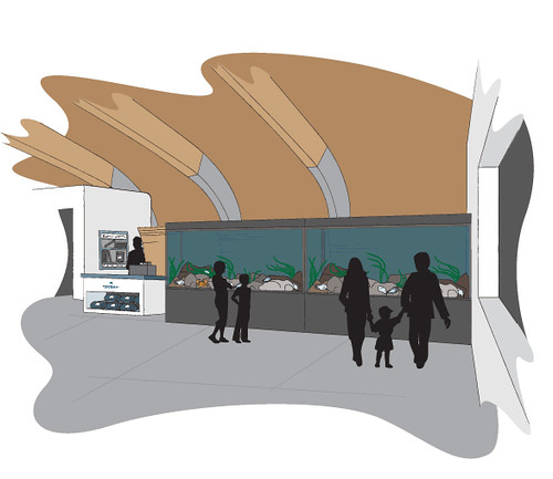 Future Spatial Use - Foyer