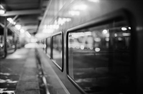 Waiting for the Train Home II