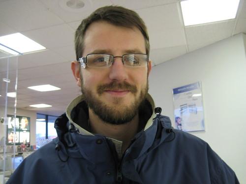 Craig and glasses