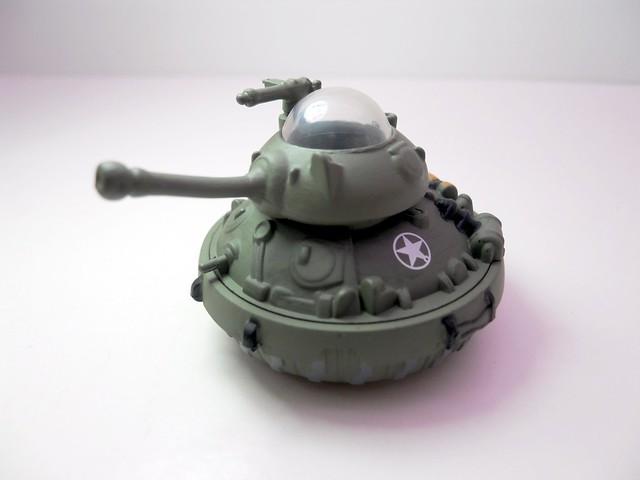 Planet 51 Military Truck & Tank (2)