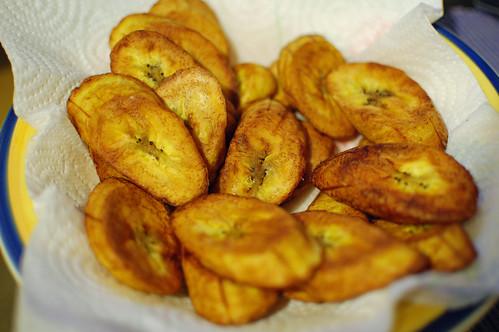 Fried Ripe Plantains