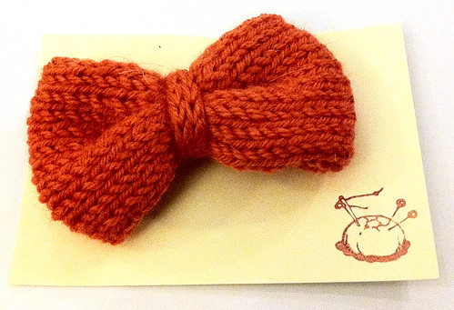 Pin Wool Orange