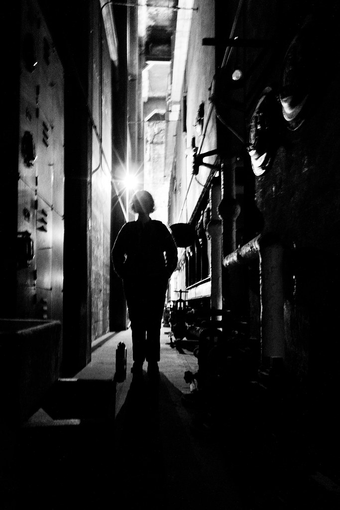 Phantom of the furnace room