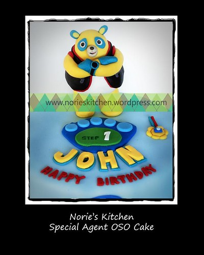 Norie's Kitchen - Special Agent OSO