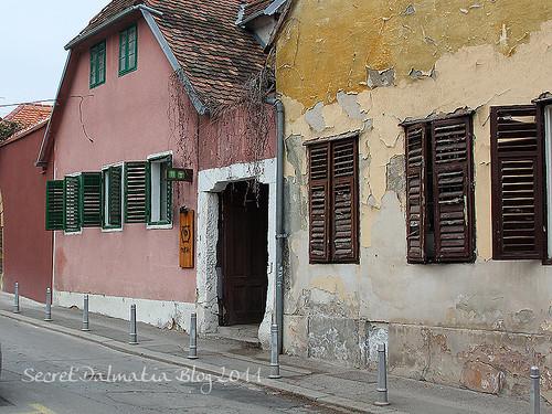 Prasac - in the historic Gornji Grad