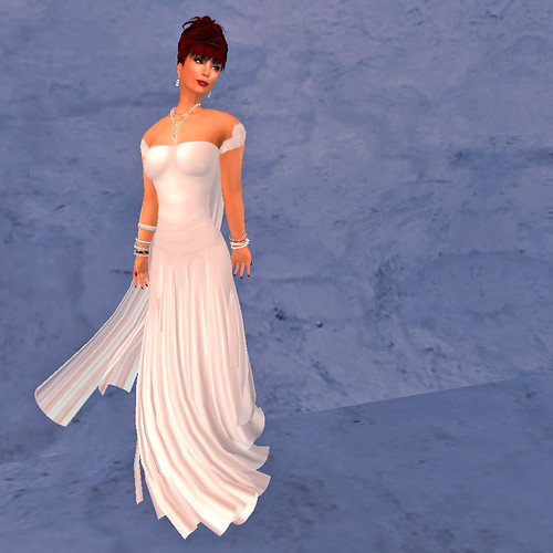 Fashion for Life - SySy's Leiya Gown