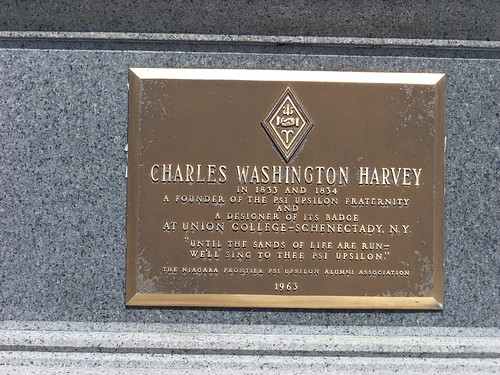 Charles Washington Harvey detail