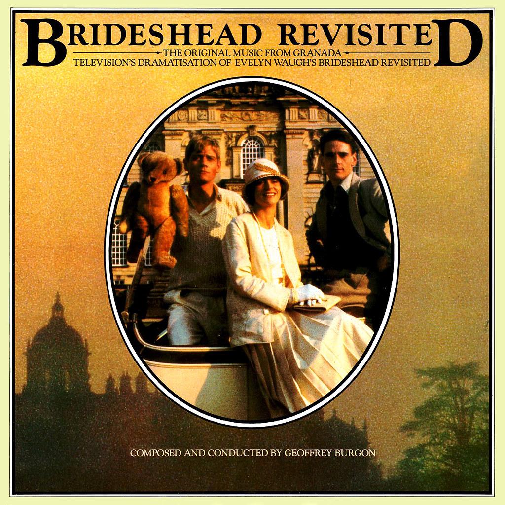 Geoffrey Burgon - Brideshead Revisited