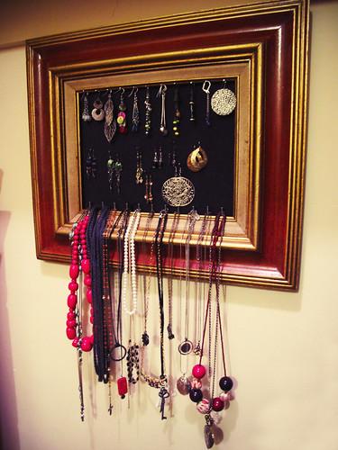 new jewelry rack