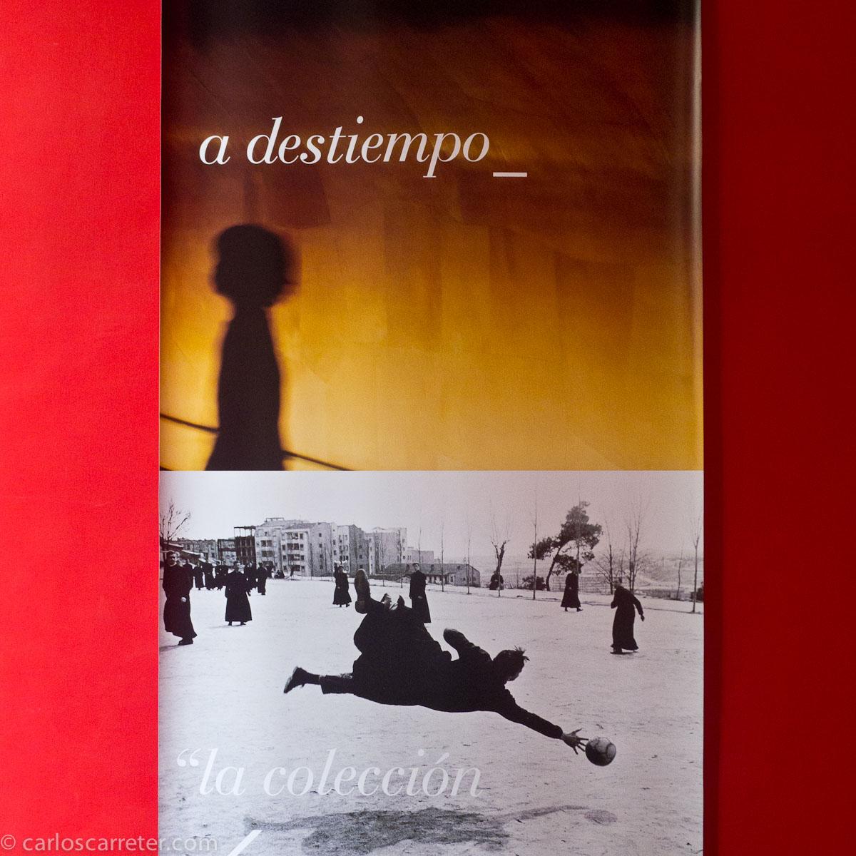 Exposición a destiempo (Rafael Navarro) - Paraninfo