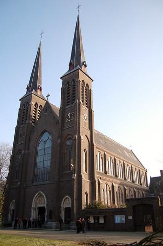 Basiliek Onze Lieve Vrouw Onbevlekte Ontvangenis Oostakker-Lourdes