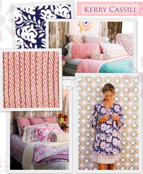 Fabrics From Kerry Cassill