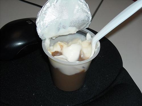 Yoplait Delights Parfaits Chocolate Eclair