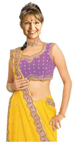 Sarah Palin in India