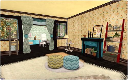 Style - Boho, baby! - Living room