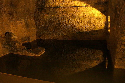 Strouthion Pool, Western Wall Tunnels