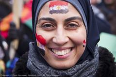 2011 Egypt: Flags