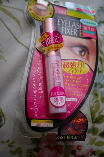 eye lash fixer