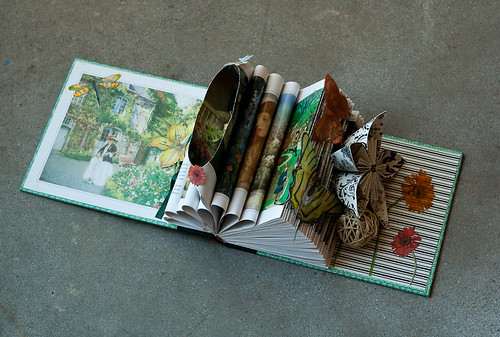 Altered book workshop-3