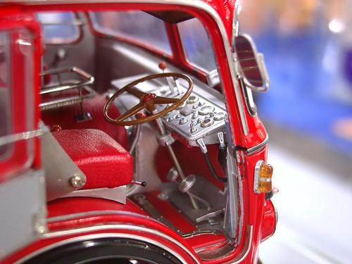 CMC Fiat Bartoletti posto guida