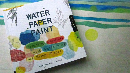 watercolour book