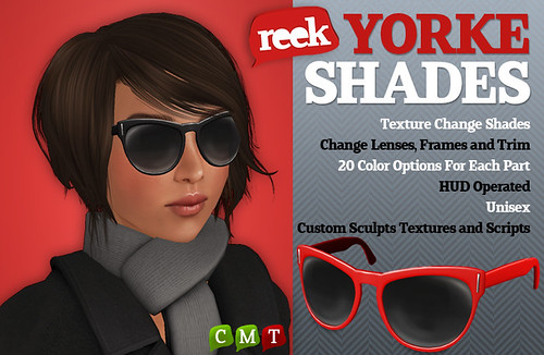 Reek - Yorke Shades