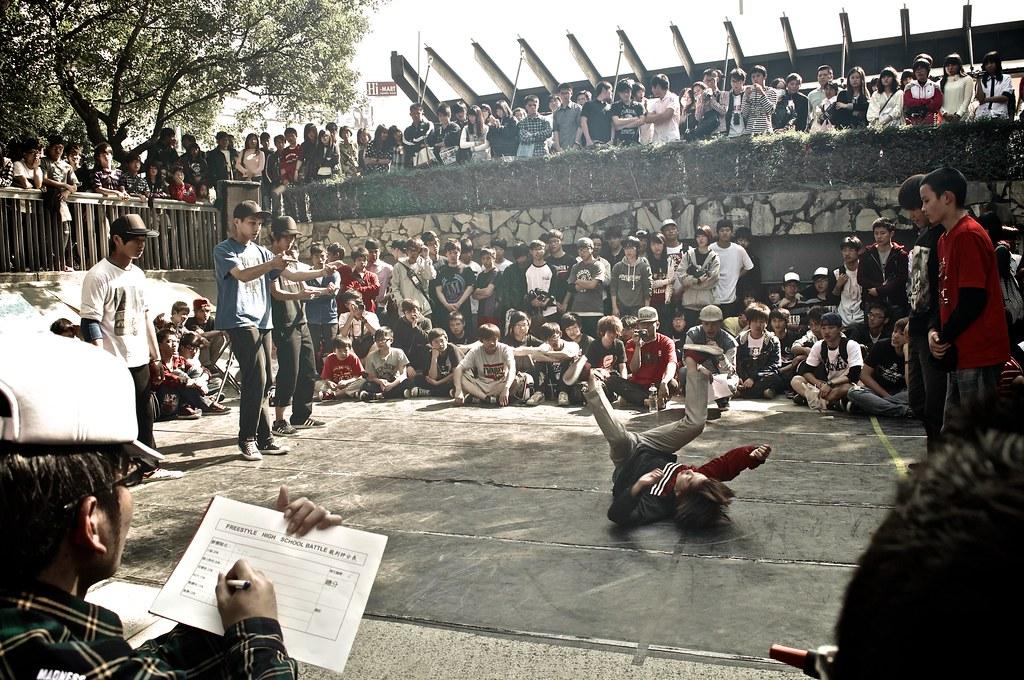 Hsinchu Dance-Off, 30 (365 Day 6: 2011-02-27)